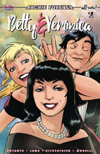 Image: Betty & Veronica #3 (cover C - Isaacs) - Archie Comic Publications