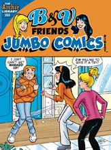Image: B & V Friends Jumbo Comics Digest #268 - Archie Comic Publications