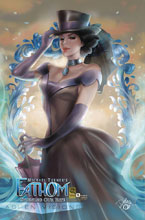 Image: Aspen Visions: Fathom: Spinning Our Fate #1 (incentive cover - DeLara) (10-copy)  [2019] - Aspen MLT Inc