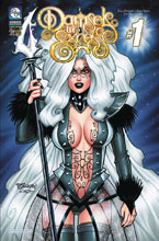 Image: Damsels in Excess Vol. 2 #1 (cover B - McKay) - Aspen MLT Inc