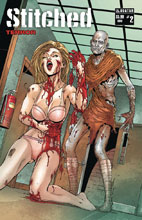 Image: Stitched Terror #2 (variant cover - Gore) - Avatar Press Inc