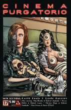 Image: Cinema Purgatorio #17 (variant cover - Code Pru) - Avatar Press Inc