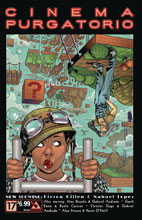 Image: Cinema Purgatorio #17 (variant cover - Modded) - Avatar Press Inc