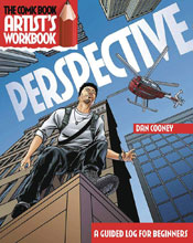 Image: Comic Book Artists Workbook: Perspective SC  - B.E.S. Publishing