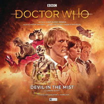 Image: Doctor Who Audio CD: 5th Doctor - Devil in Mist  - Big Finish
