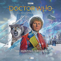 Image: Doctor Who Audio CD: 6th Doctor - Hunting Ground  - Big Finish