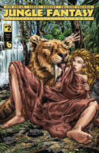 Image: Jungle Fantasy: Ivory #2 (variant cover - Costume Change B) - Boundless Comics