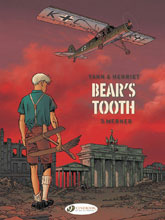 Image: Bears Tooth Vol. 03: Werner GN  - Cinebook