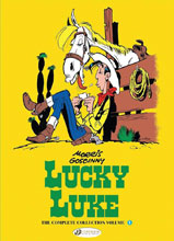 Image: Lucky Luke Complete Collection Vol. 01 HC  - Cinebook