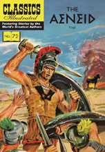 Image: Classics Illustrated: Aeneid SC  - Classics Illustrated