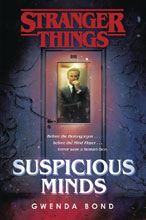 Image: Stranger Things Novel: Suspicious Minds HC  - Del Rey
