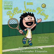 Image: I Am Billie Jean King HC  (Young Readers) - Dial Books