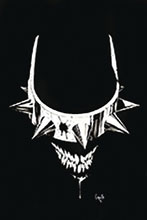 Image: Batman Who Laughs #1 (DFE signed - Snyder Gold signature) - Dynamic Forces