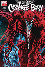 Image: Web of Venom: Carnage #1 (DFE signed - Cates) - Dynamic Forces