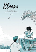 Image: Bloom GN HC  - First Second (:01)