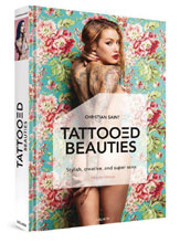 Image: Tattooed Beauties HC  (English edition) - Goliath