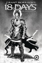 Image: Grant Morrison's 18 Days: Karna Legend 6th Son #1 (variant cover B - Armor) - Graphic India Pte. Ltd