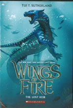 Image: Wings of Fire Vol. 02: Lost Heir GN SC  - Graphix