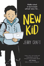 Image: New Kid GN HC  - Harper Collins Publishers