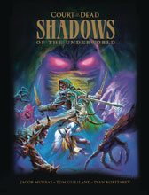 Image: Court of Dead: Shadows of the Underworld GN HC  - Insight Comics