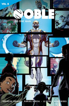 Image: Catalyst Prime: Noble Vol. 03 - No One Man SC  - Lion Forge