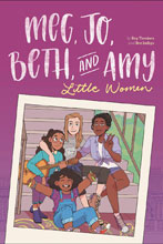 Image: Meg, Jo, Beth & Amy: Modern Retelling of Little Women GN  - Little Brown Book For Young Re
