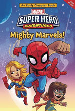 Image: Marvel Superhero Adventures Mighty Marvels SC  (Young Readers) - Marvel Press