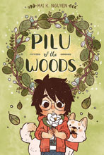 Image: Pilu of the Woods HC  - Oni Press Inc.