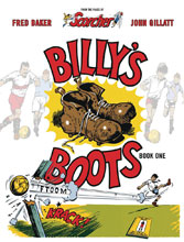 Image: Billy's Boots HC  - Rebellion / 2000AD