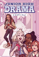 Image: Junior High Drama GN  - Stone Arch Books