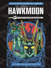 Image: Moorcock Library - Hawkmoon Vol. 02: History of the Runestaff HC  - Titan Comics