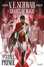 Image: Shades of Magic Vol. 01: The Steel Prince SC  - Titan Comics