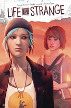 Image: Life Is Strange #4 (cover B - Game Art) - Titan Comics