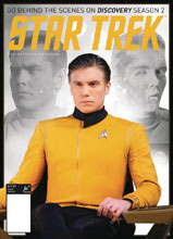 Image: Star Trek Magazine #70 (Previews Exclusive cover) - Titan Comics