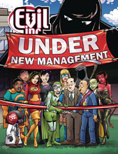 Image: Evil Inc.: Under New Management SC  - Toonhound Studios LLC