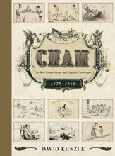 Image: Cham Best Comic Strips & Graphic Novelettes  (1839-1862) HC - University Press of Mississipp