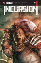 Image: Incursion #1 (cover A - Braithwaite) (Web Super Special) - Valiant Entertainment LLC