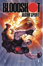 Image: Bloodshot: Rising Spirit #4 (cover A - Massafera)  [2019] - Valiant Entertainment LLC