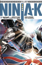 Image: Ninja-K Vol. 03: Fallout SC  - Valiant Entertainment LLC