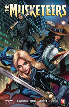 Image: Musketeers SC  - Zenescope Entertainment Inc