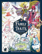 Image: Family Traits HC  - Udon Entertainment Inc