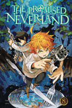 Image: Promised Neverland Vol. 08 GN  - Viz Media LLC
