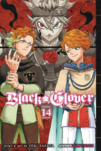 Image: Black Clover Vol. 14 SC  - Viz Media LLC