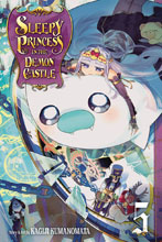 Image: Sleepy Princess in Demon Castle Vol. 05 GN  - Viz Media LLC