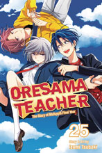 Image: Oresama Teacher Vol. 25 GN  - Viz Media LLC