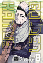 Image: Golden Kamuy Vol. 08 GN  - Viz Media LLC