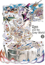 Image: Ran & Gray World Vol. 02 GN  - Viz Media LLC