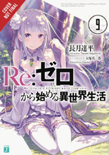Image: Re Zero Sliaw Light Novel Vol. 09 SC  - Yen On