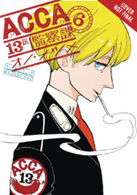 Image: Acca Vol. 06 GN  - Yen Press