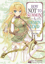 Image: How Not to Summon the Demon Lord of Light Novel Vol. 01  - J-Novel Club